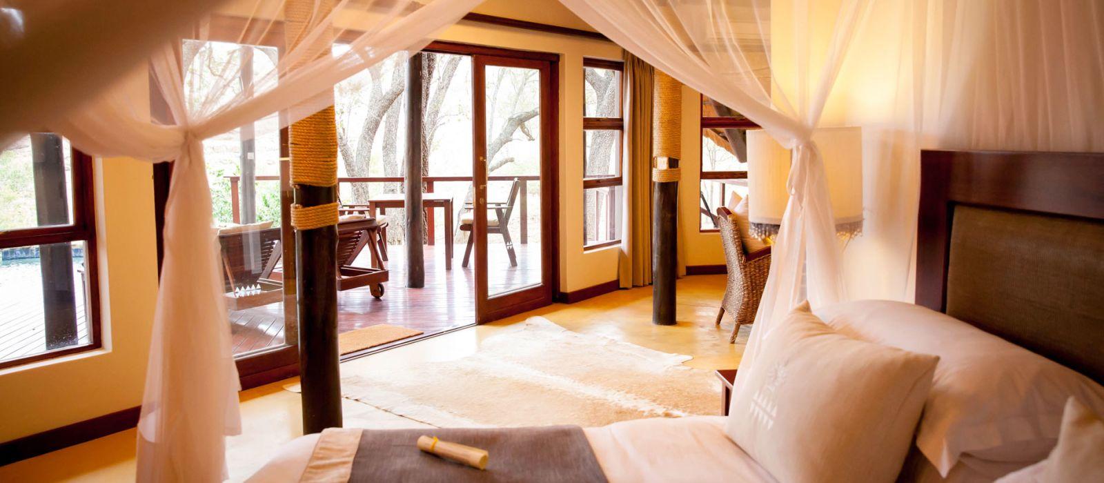 Hotel Amakhosi Safari Lodge South Africa
