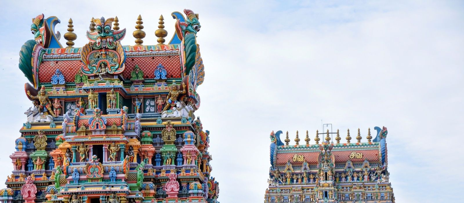 Destination Madurai South India