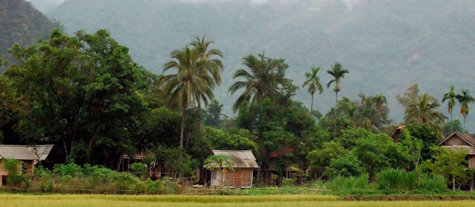 Reiseziel Mai Chau Vietnam