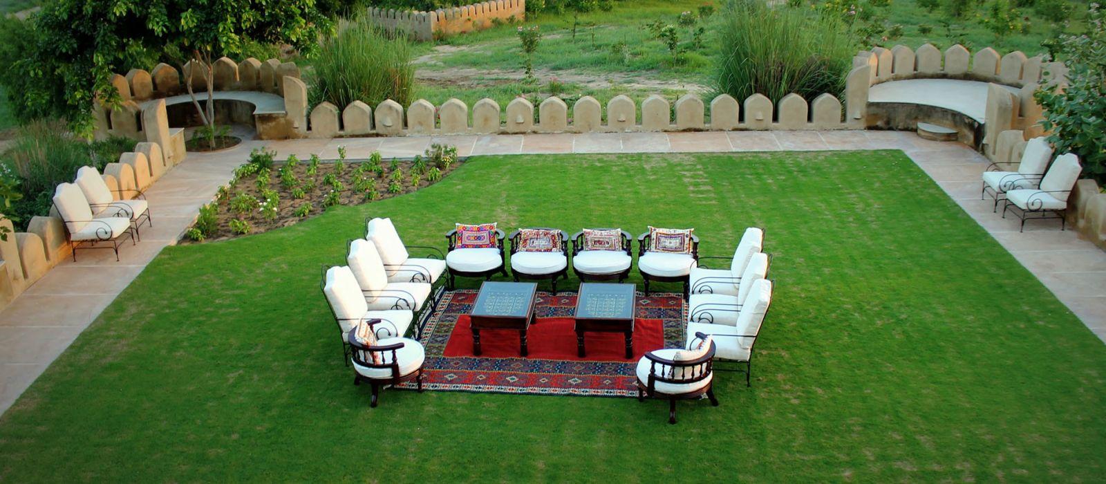 Hotel Mihirgarh North India