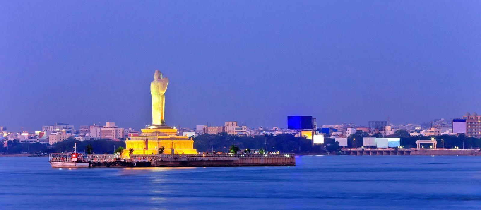 Destination Hyderabad South India