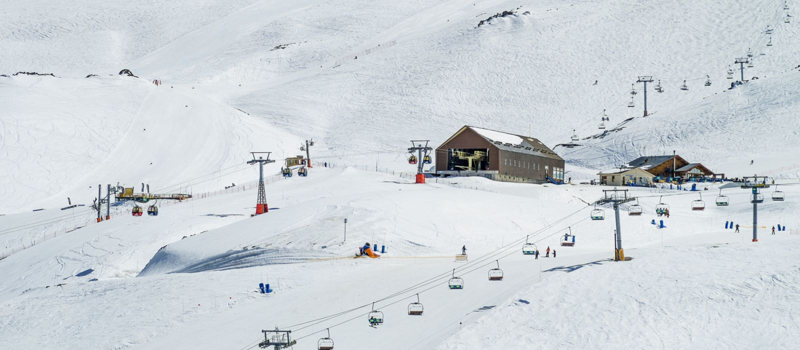Destination Valle Nevado Chile