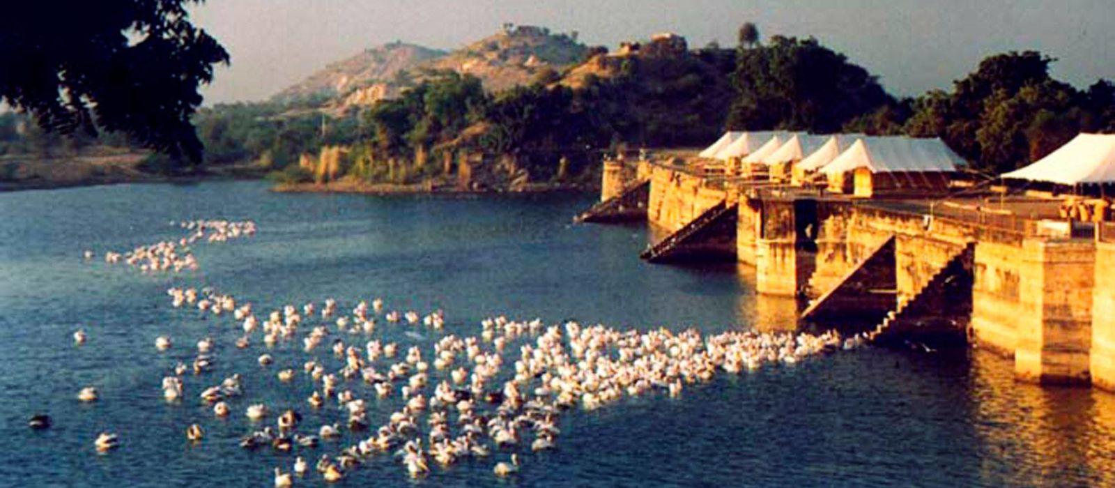 Reiseziel Chhatra Sagar Nordindien