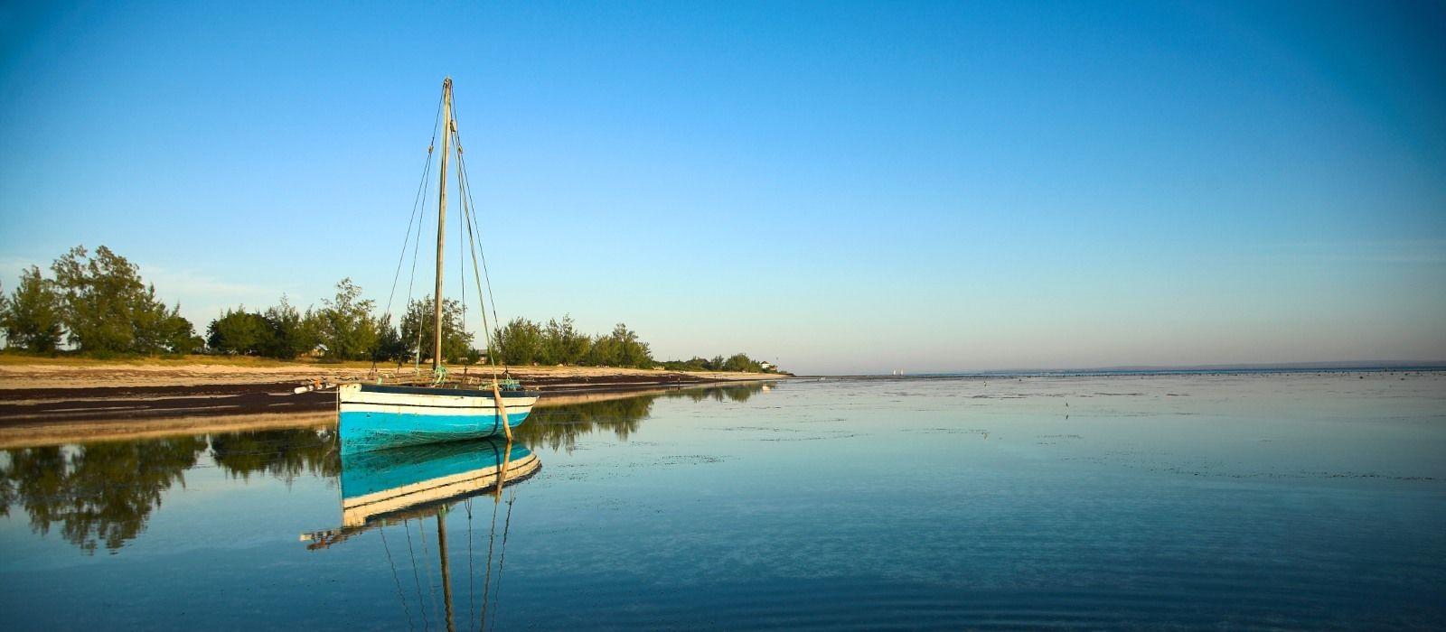 Reiseziel Pemba Mosambik