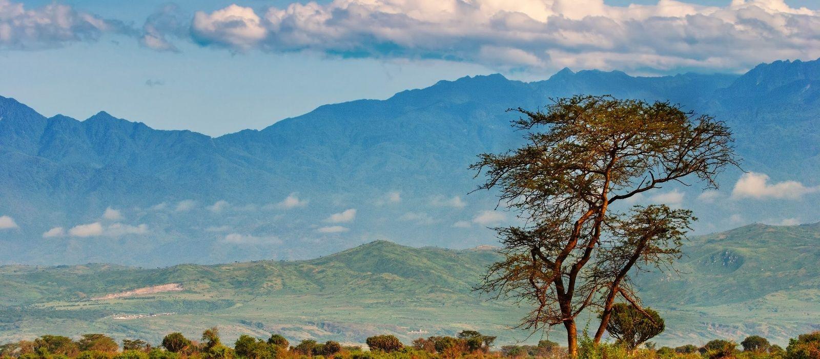 Destination Queen Elisabeth Uganda