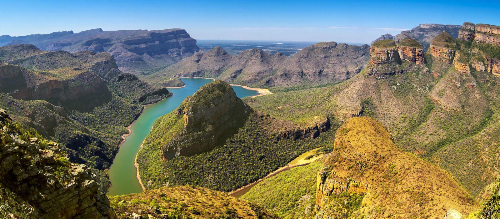 Rundreise Johannesburg nach Kapstadt – Südafrikas Höhepunkte Urlaub 1