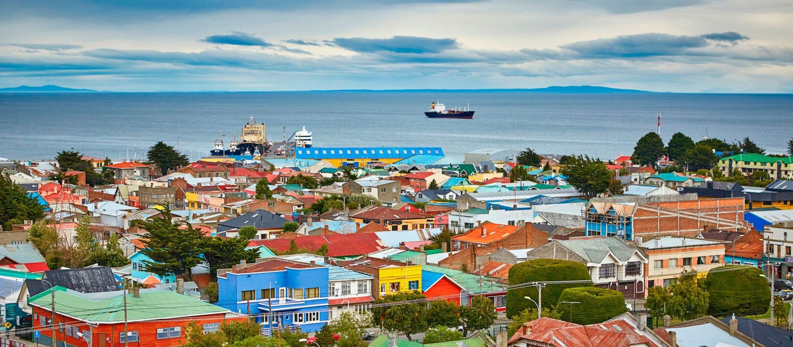 Destination Punta Arenas Cruise Chile