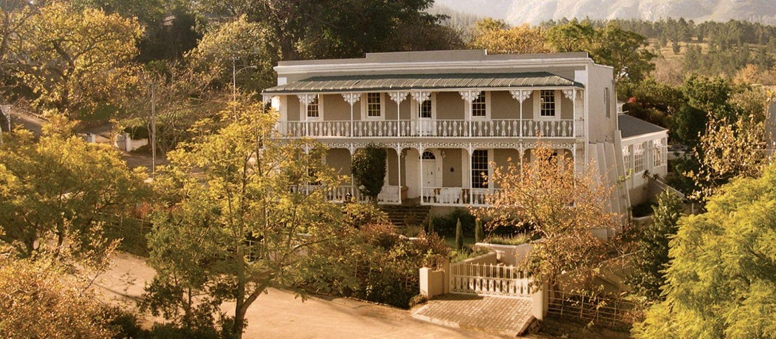 Hotel Schoone Oordt South Africa