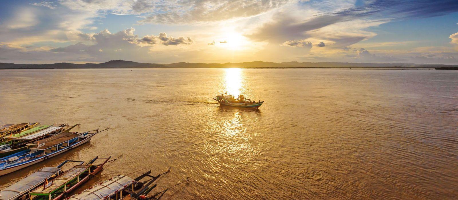 Luxurious Wonders of Myanmar Tour Trip 5