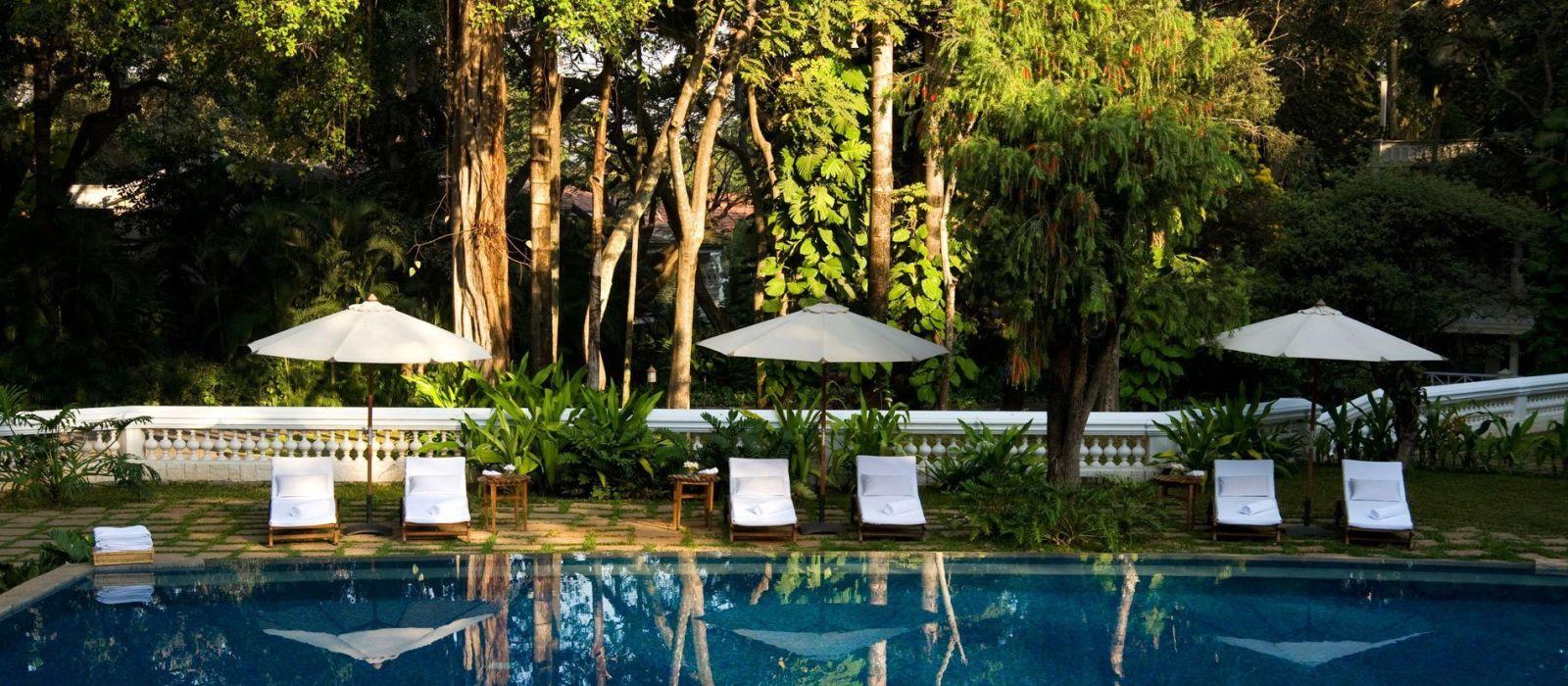 Hotel Taj West End South India