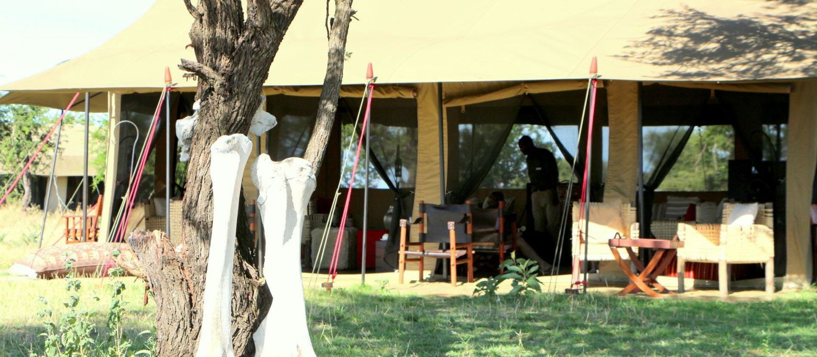 Hotel Kimondo Camp (North) Tanzania