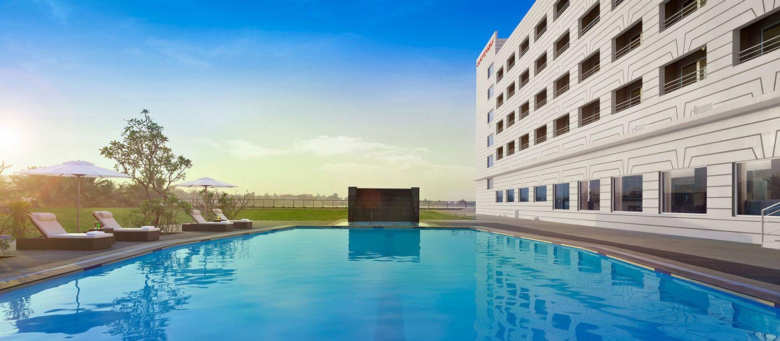 Hotel  Naveen Hubli Südindien