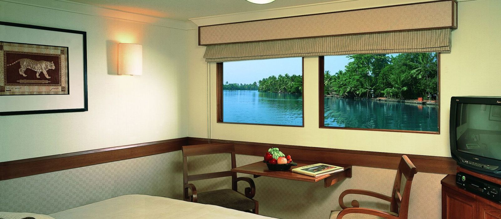 Hotel The Oberoi Motor Vessel Vrinda South India