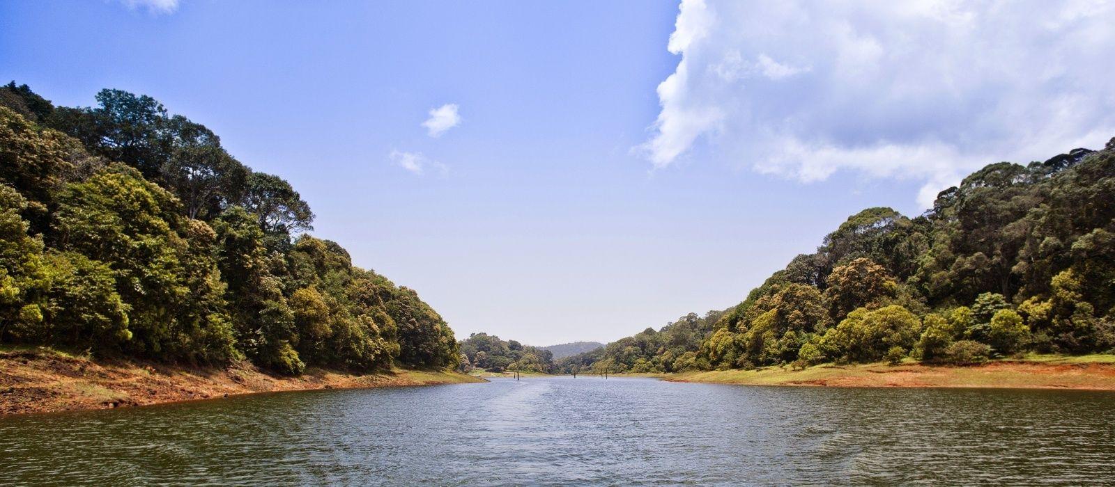 Los canales de Kerala Tour Trip 3