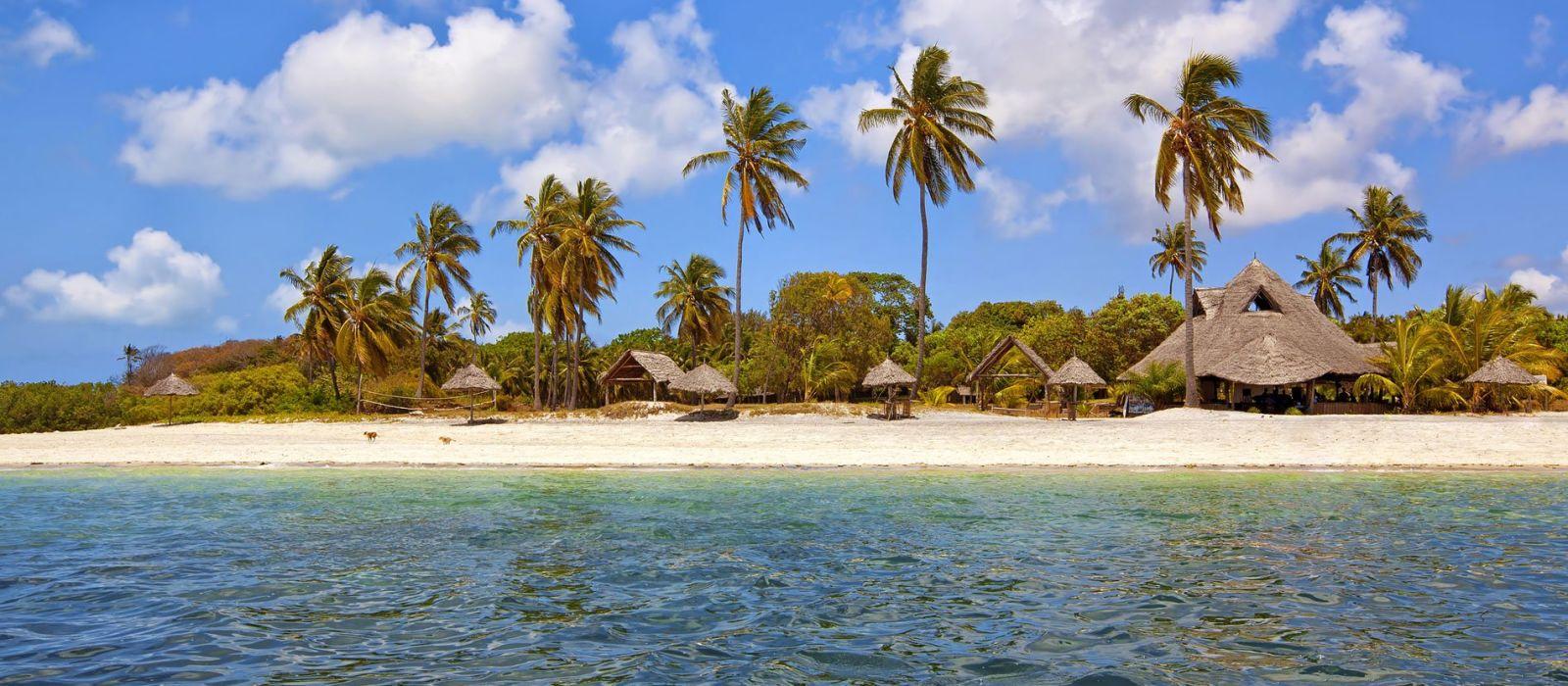 Destination Mafia Island Tanzania
