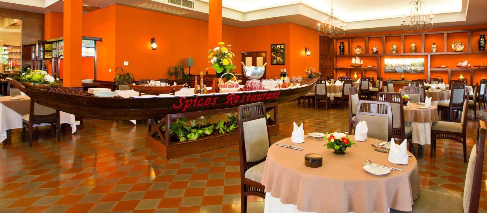 Hotel Victoria Can Tho Resort Vietnam