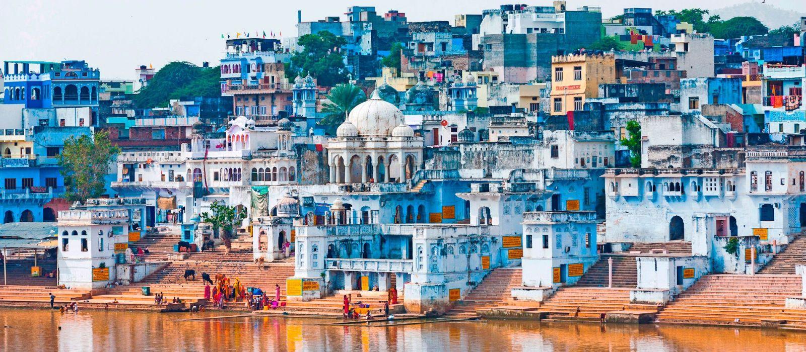 Destination Pushkar North India
