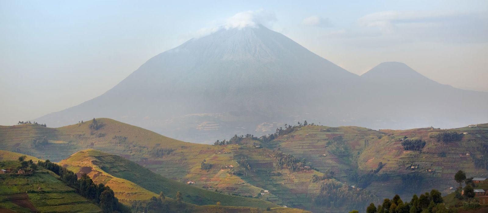 Reiseziel Mgahinga Uganda