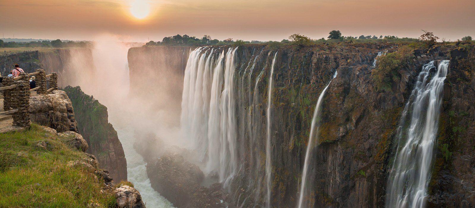 Destination Victoria Falls Zambia Zambia