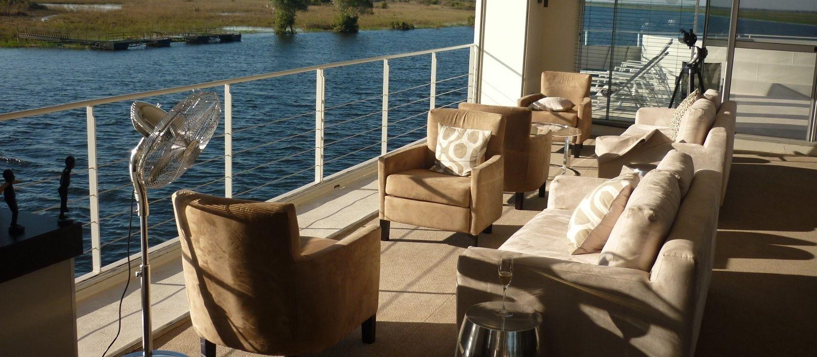 Hotel Zambezi Queen Botswana