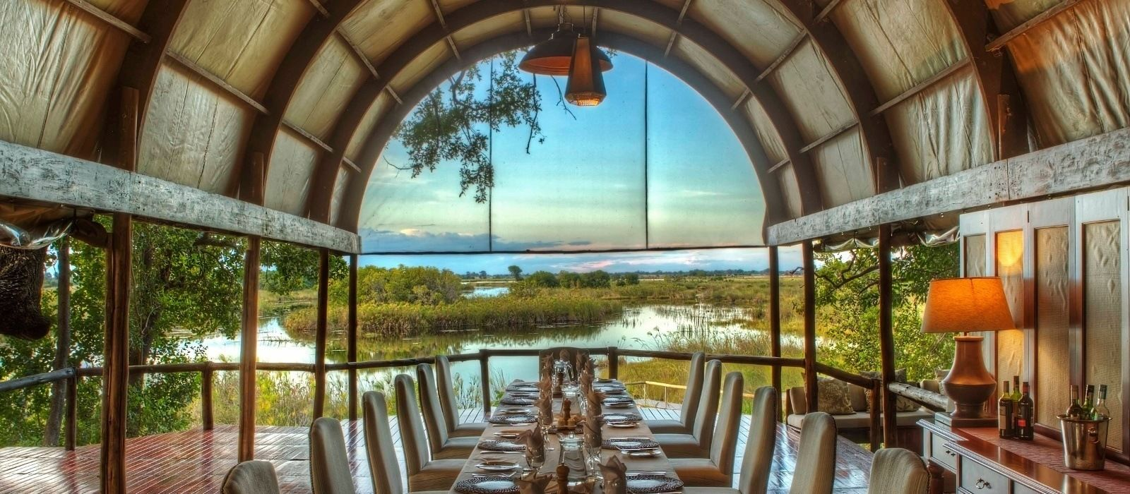 Hotel Shinde Camp Botswana