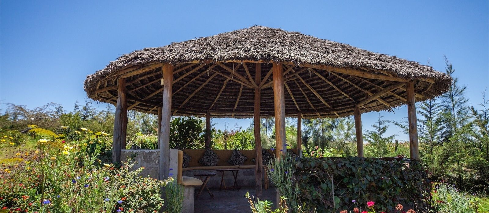 Hotel Rhino Watch Lodge Kenia