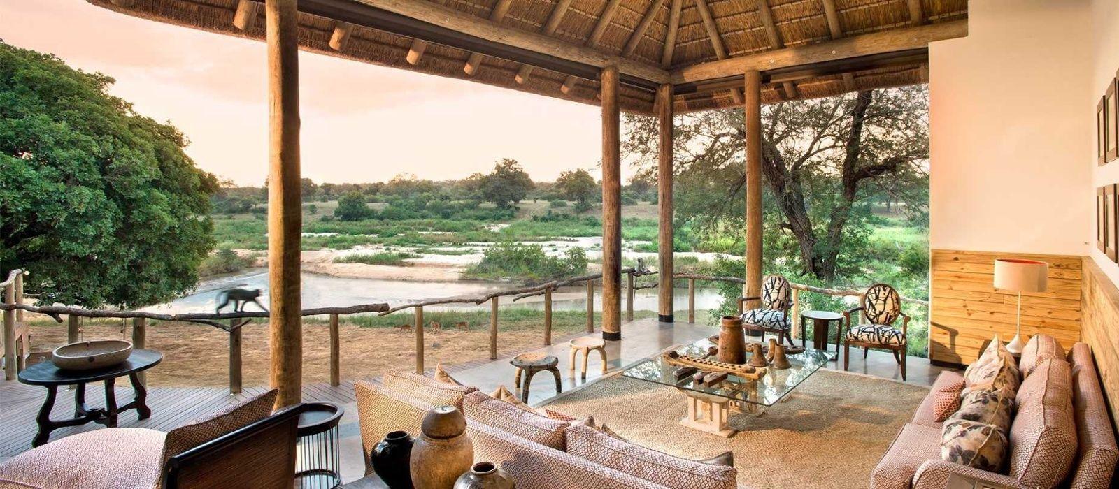 Hotel Exeter River Lodge Südafrika