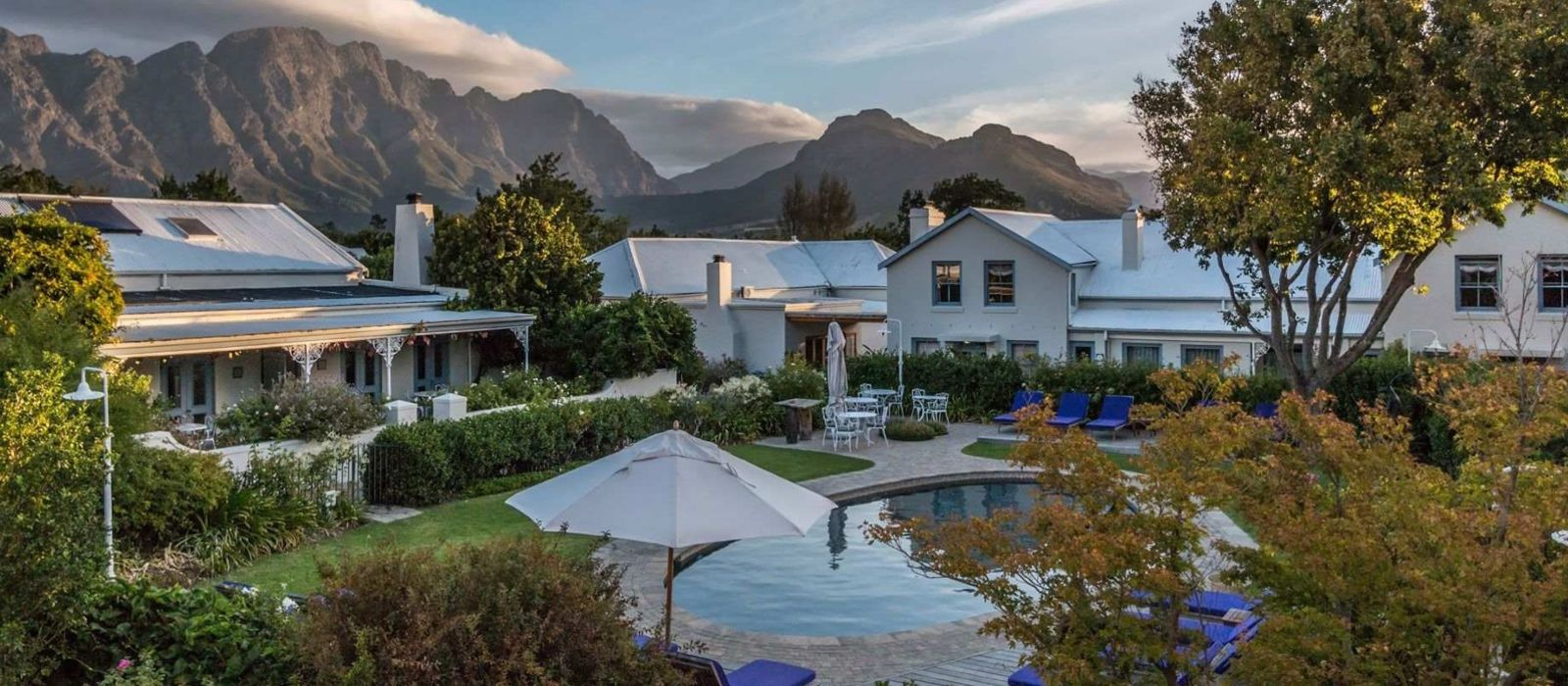 Hotel Le Quartier Francais Südafrika
