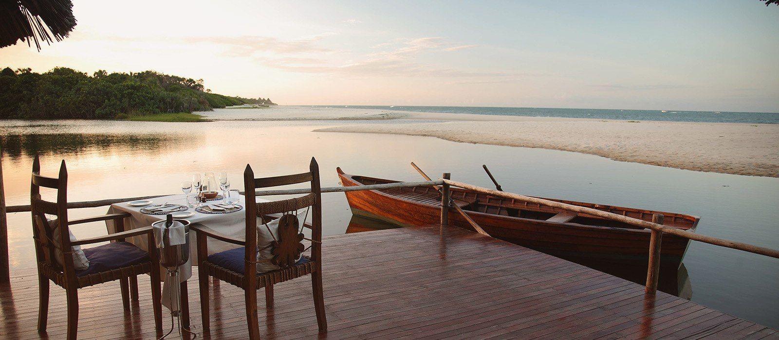 Destination Ras Kutani Tanzania