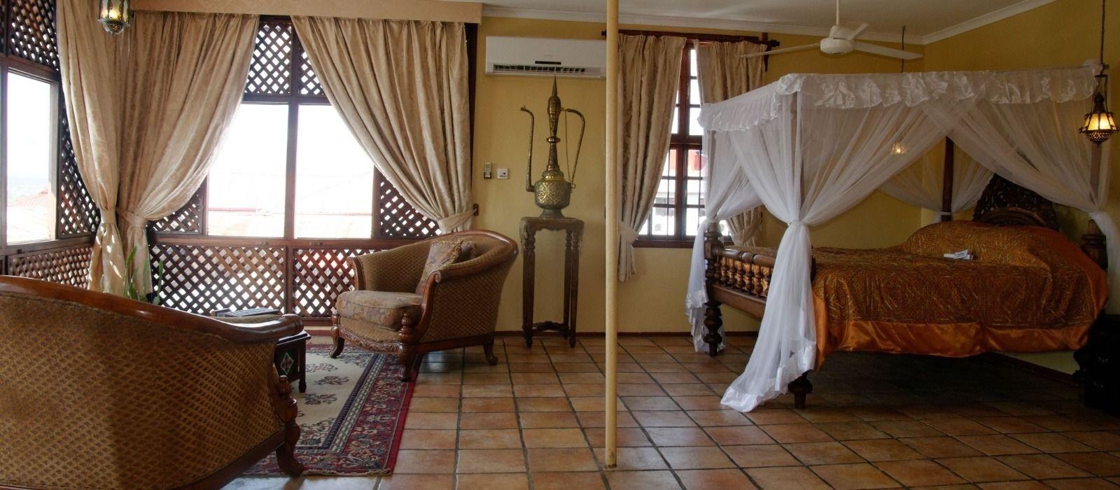 Hotel Zanzibar Palace  Tanzania