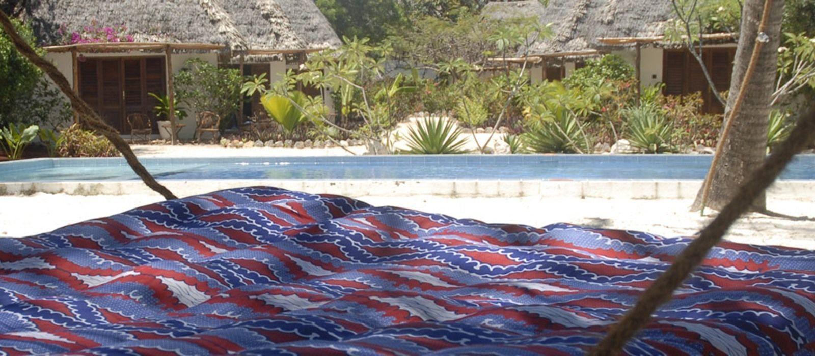 Hotel Mchanga Beach Resort Tansania