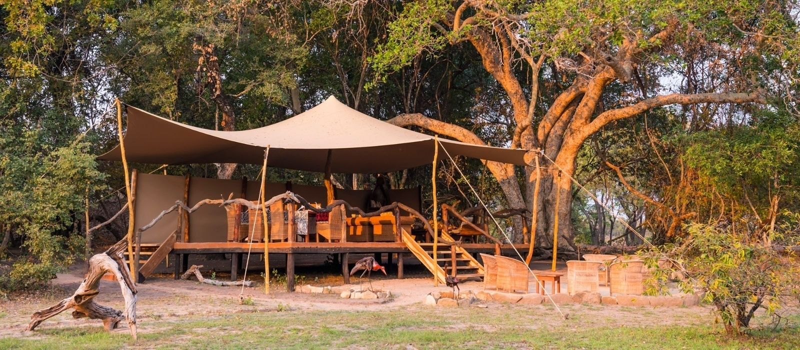 Hotel Mukambi Safari Lodge Zambia