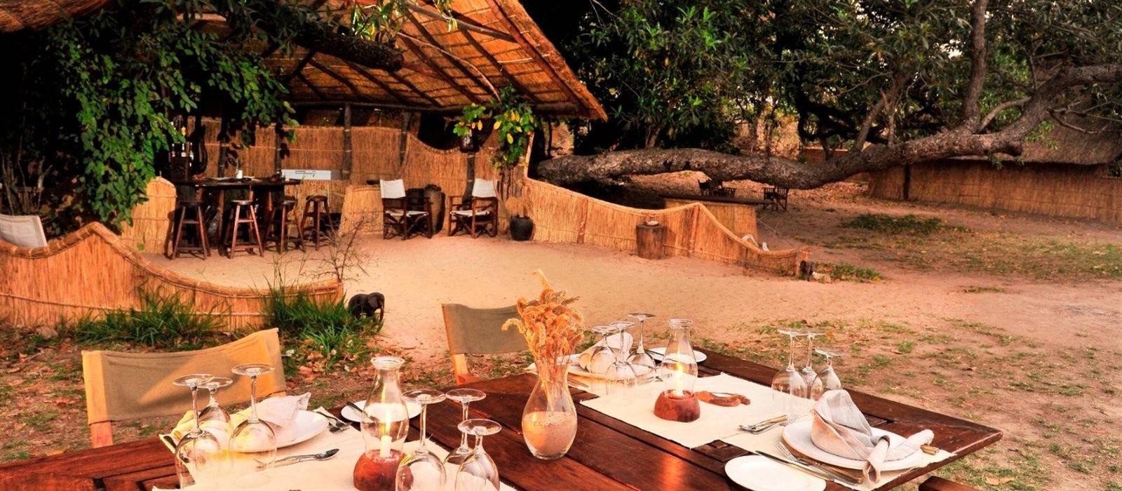 Hotel Luwi Bushcamp Zambia
