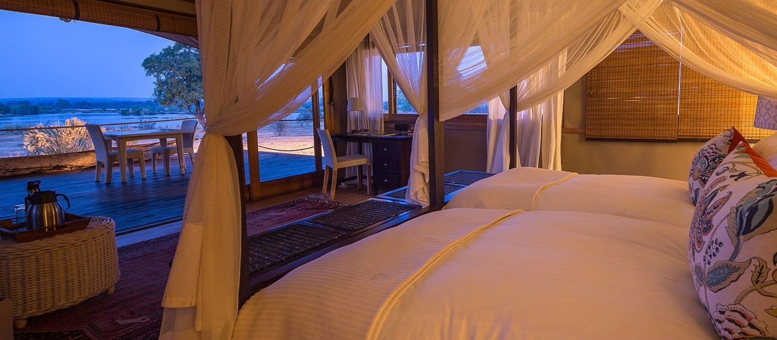 Hotel Toka Leya Camp Zambia