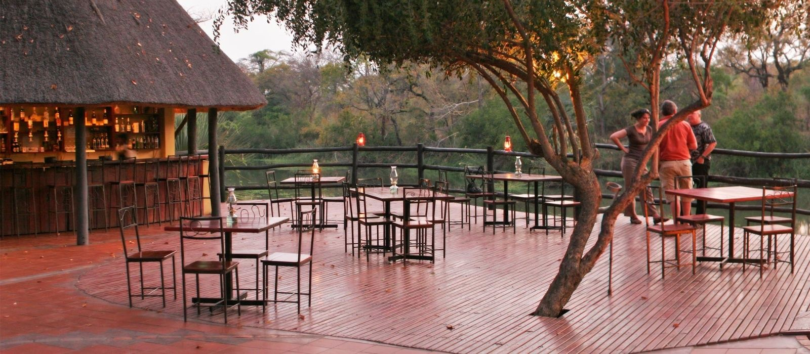 Hotel Maramba River Lodge Zambia