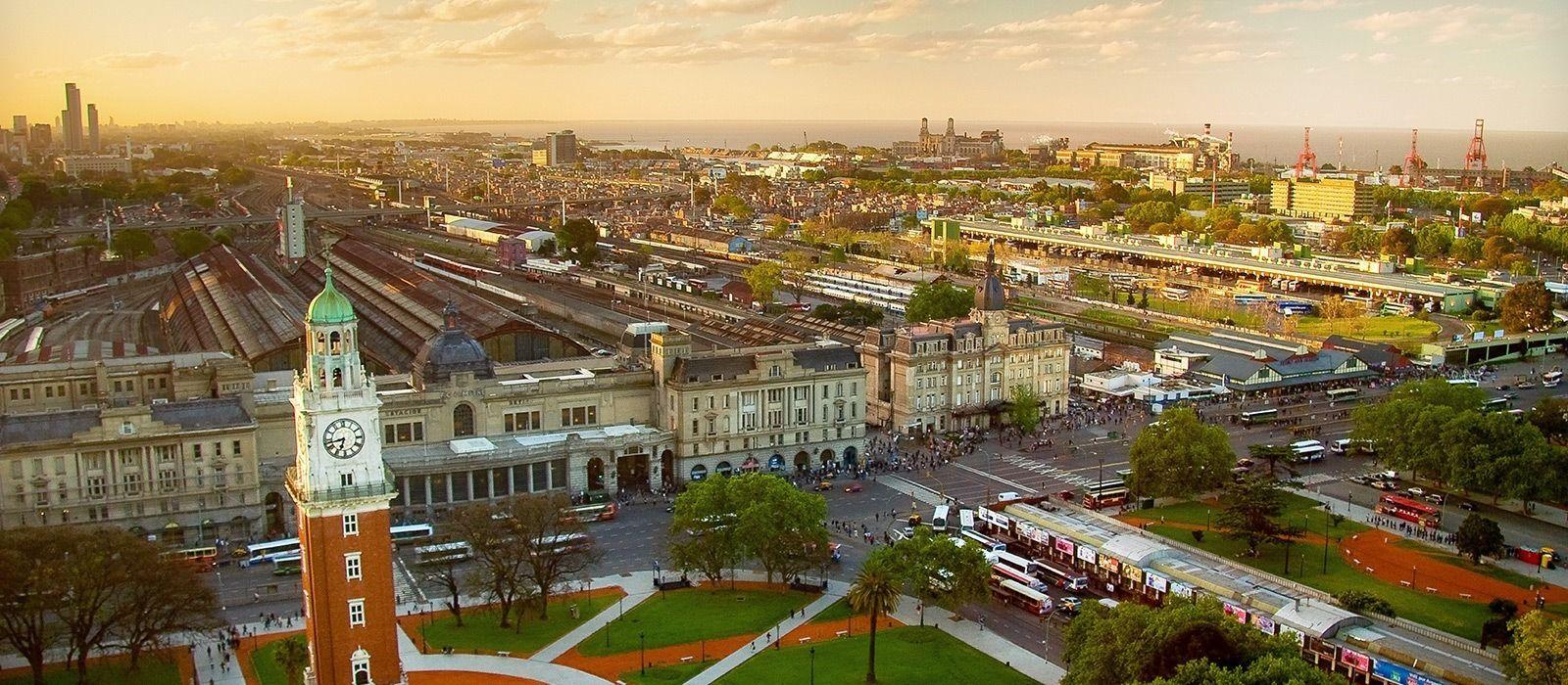 Argentinien & Brasilien – glitzernde Städte und tosende Fluten Urlaub 1
