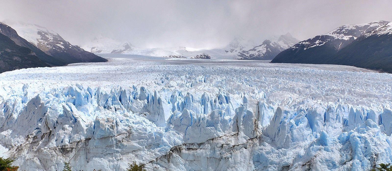 Destination El Calafate Argentina