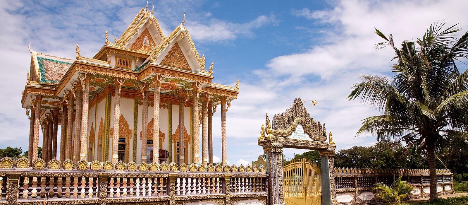 Kambodscha Kulturreise – Tempel, Geschichte und Strände Urlaub 5
