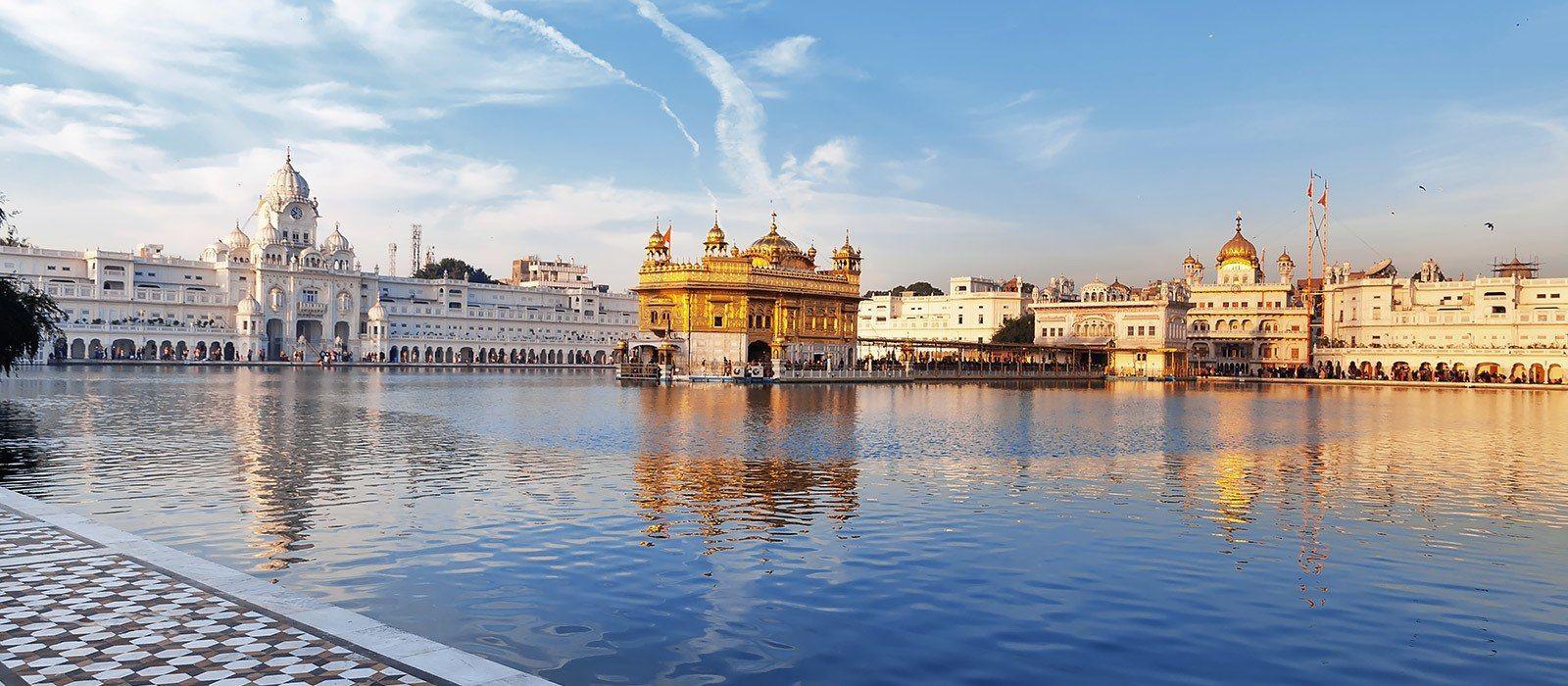 Reiseziel Amritsar Nordindien