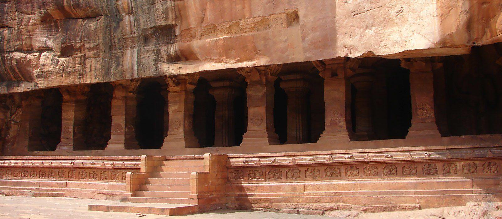 Destination Badami South India