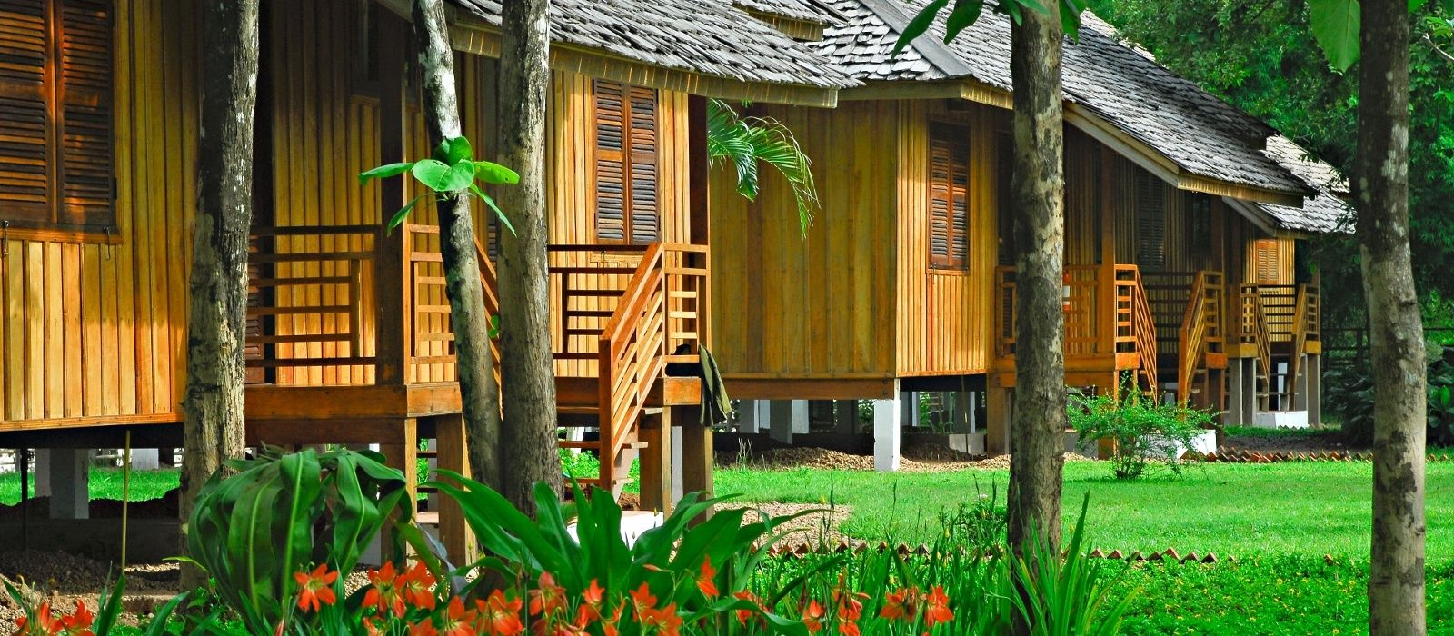 Hotel La Folie Lodge Laos