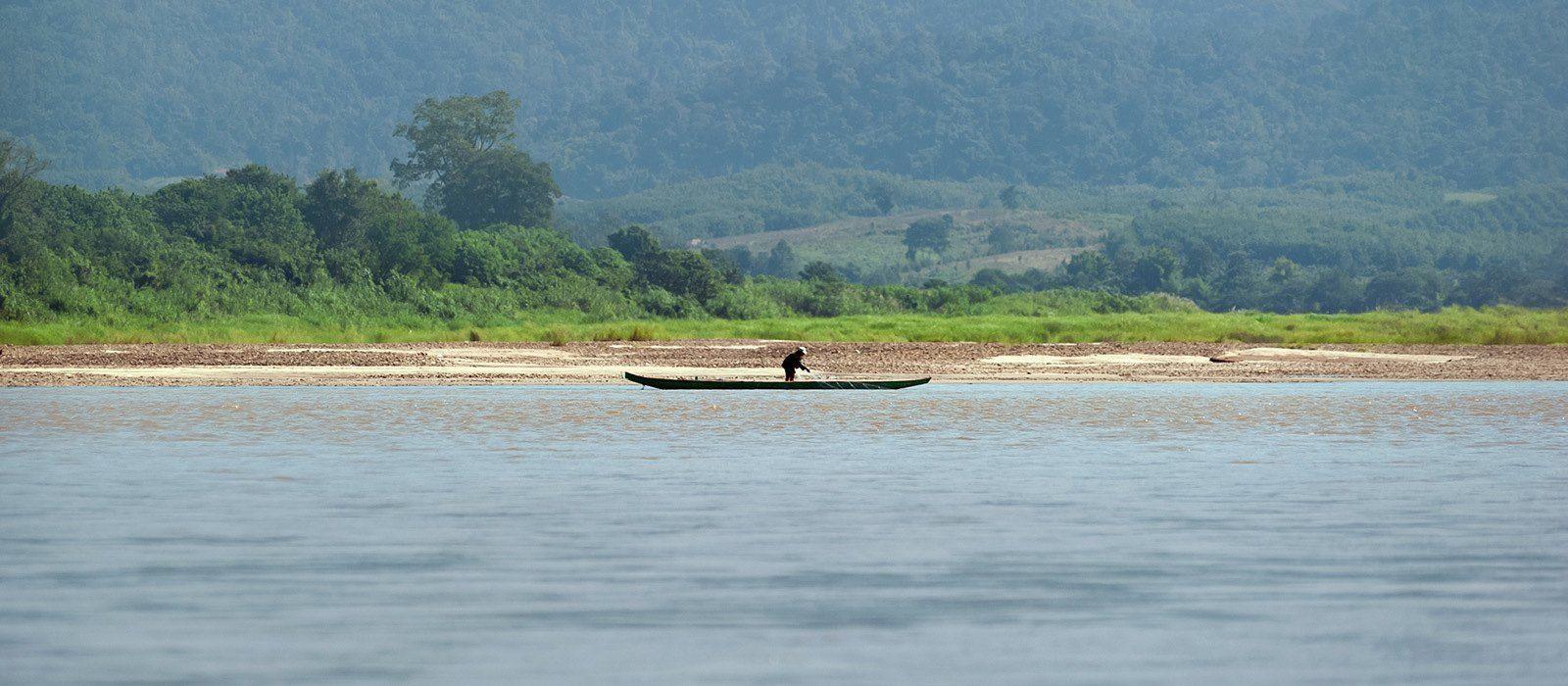 Destination Huay Xai / Mekong Thailand