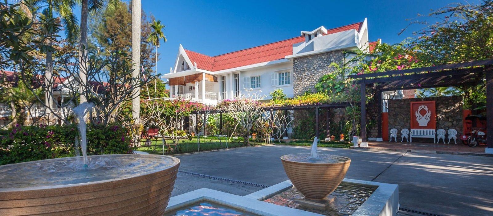 Hotel Maison Souvannaphoum Laos