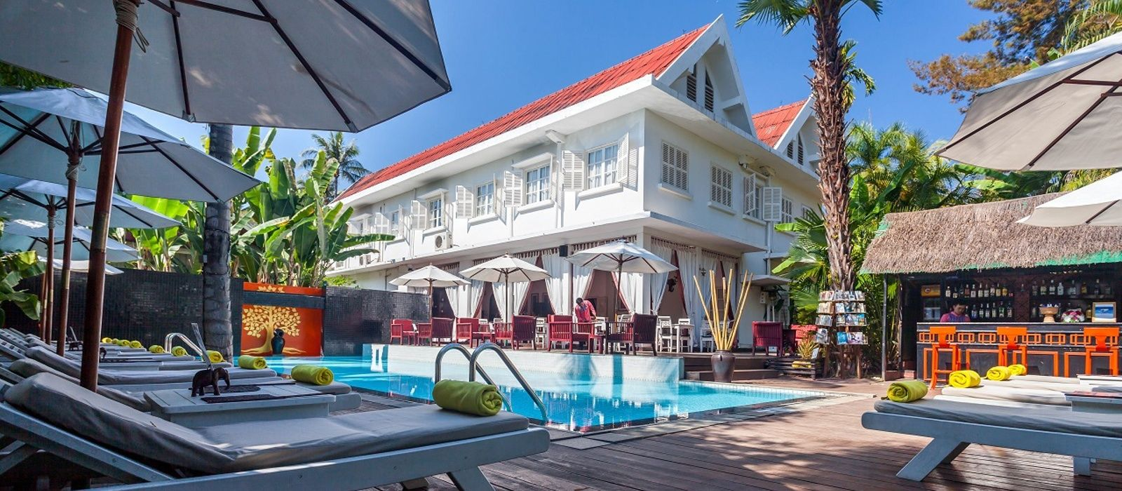 Maison souvannaphoum hotel in laos enchanting travels for Luang prabang luxury hotels