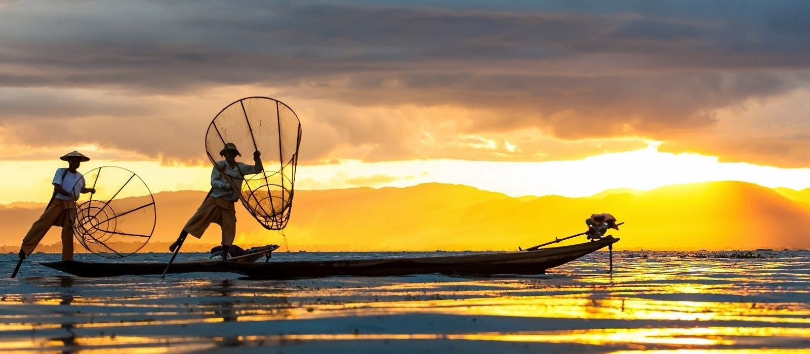 Destination Inle Lake Myanmar