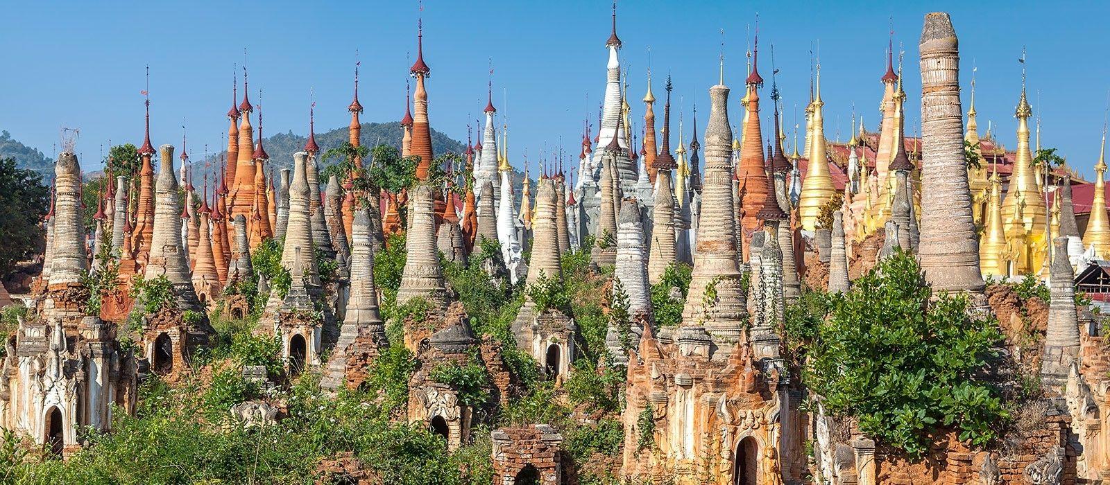 Destination Kalaw Myanmar