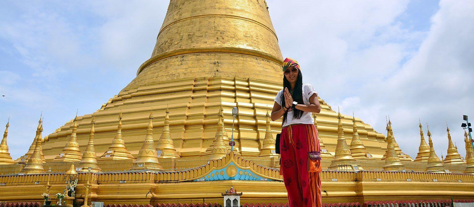 Reiseziel Kyaiktiyo Myanmar