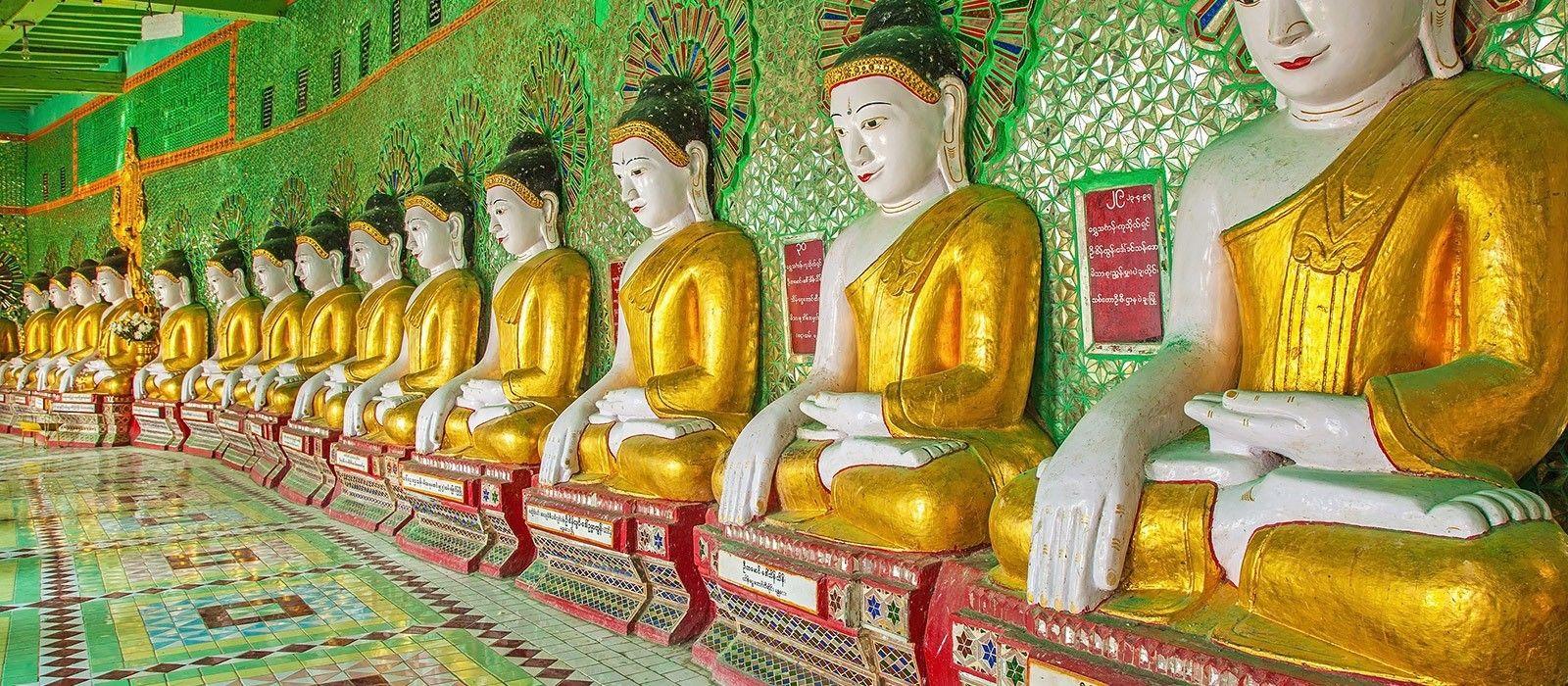 Destination Mandalay / Ayeyarwady Myanmar