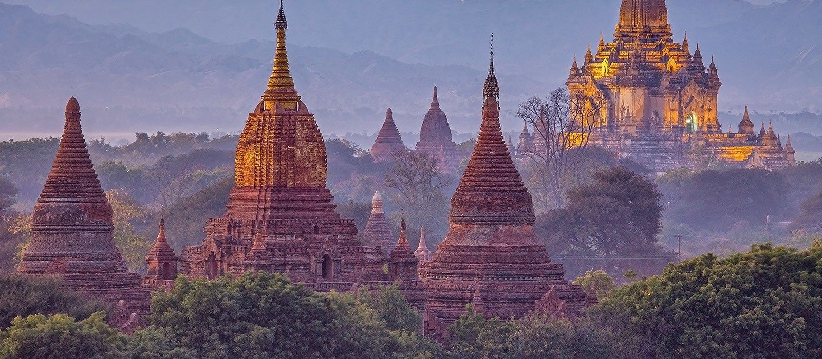 Myanmar: Temples, Rivers & Relaxation  Tours & Trips with ...