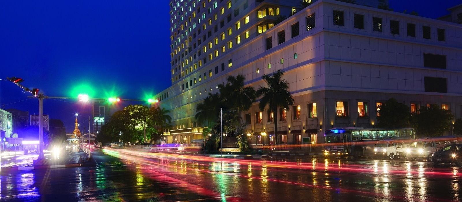 Hotel Sule Shangri La (Yangon) Myanmar